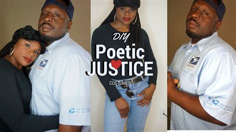 couples costume diy poetic justic costumes janet