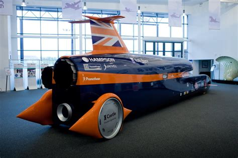 Boat Engine Hours Vs Miles by Rolls Royce Jet Engine To Power Bloodhound Ssc 1000mph Car