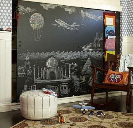Diy Chalkboard Furniture For Kids  Home Decorating Ideas