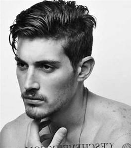 Coupe Homme Moderne : 2017 coupe homme tendance moderne cheveux homme coiffure ~ Melissatoandfro.com Idées de Décoration