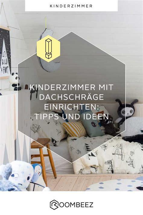 Wandgestaltung Kinderzimmer Bett by Kinderzimmer Mit Dachschr 228 Ge 187 Einrichtungsideen