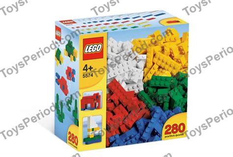 Lego 5574 Lego Basic Bricks Box Set Parts Inventory And