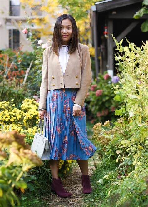 Garden Attire by How To Dress For A Fall Garden Layers Of Chic