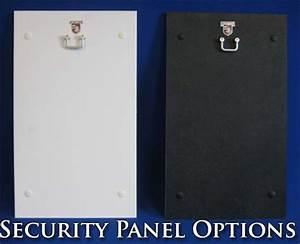 sb72 dog door for walls With dog door with security panel