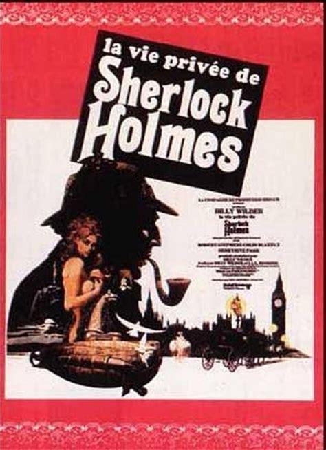 De La Vie Privã E by Affiche Et Photos La Vie Priv 233 E De Sherlock Holmes