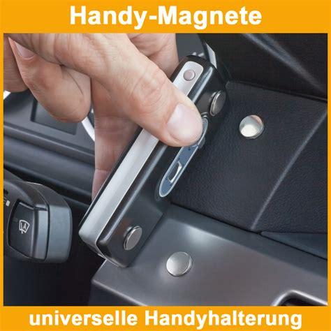 handy magnet auto handyhalterung handymagnet zur befestigung im auto magnethalter handy halter kfz ebay