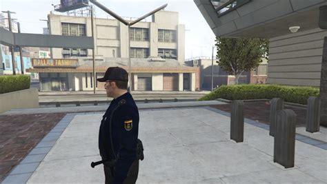 mod e cuisine uip uniforme uip policia nacional gta5 mods com