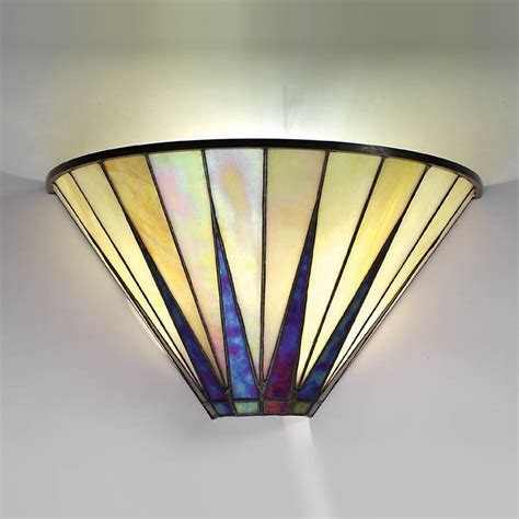 art deco wall lights available from angelo s in north