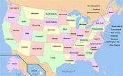 List of U.S. states - Simple English Wikipedia, the free ...