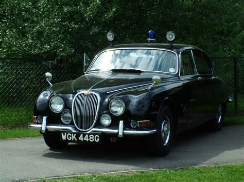 1968 Jaguar S-type 3.8 Police Car