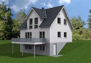 Bauen Am Hang : kern haus einblicke in ein kern haus mit fernblick ~ Markanthonyermac.com Haus und Dekorationen