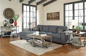 Graues Sofa Welche Wandfarbe : 1001 sofa grau beispiele warum sie ein sofa genau ~ Bigdaddyawards.com Haus und Dekorationen