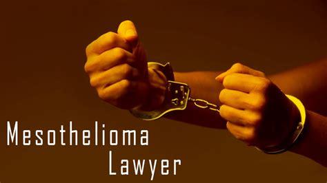 mesothelioma attorney youtube