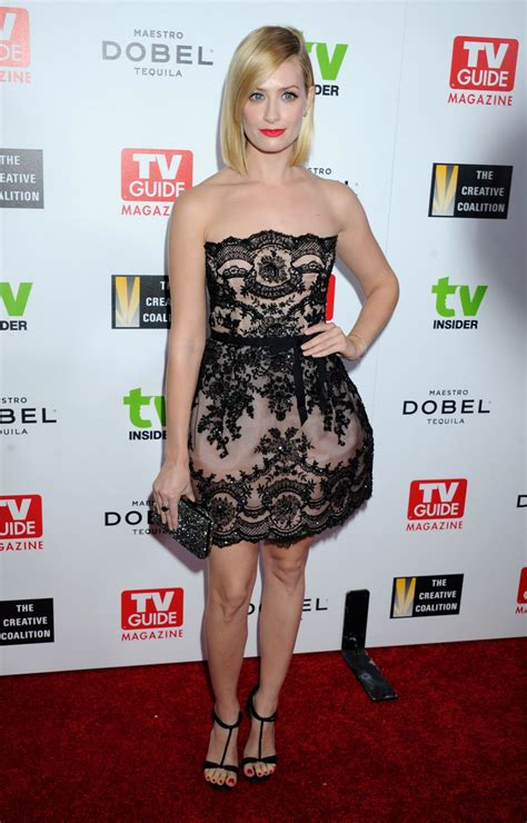 Television Industry Advocacy Awards Beth Behrs