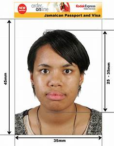 jamican passport and visa photos With requirements for passport size photo