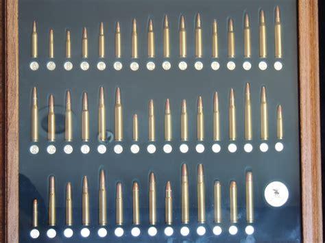 National Rifle Association Cartridge Display Board