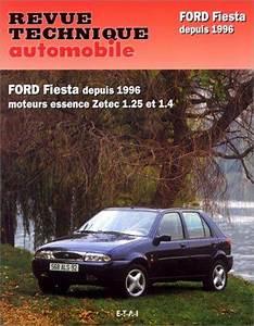 Revue Technique Ford Fiesta Gratuit Pdf : revue technique ford fiesta essence zetec 1 4 depuis 1996 rta 600 ~ Medecine-chirurgie-esthetiques.com Avis de Voitures