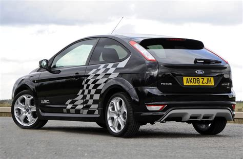 ford focus zetec  review top speed