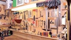 Amenagement Garage Atelier : am nager un atelier avec peu d 39 espace d coration ~ Melissatoandfro.com Idées de Décoration