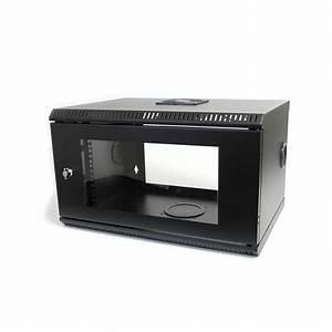 Startech 6U 19 inch Wallmount Server Rack Cabinet with ...