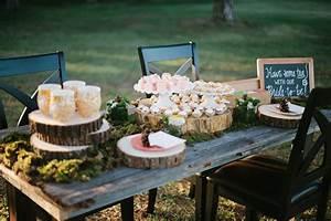 Woodland bridal shower inspiration   Bachelorette + Shower ...