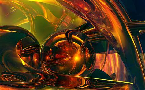 Fonds D'écran Abstrait 3d
