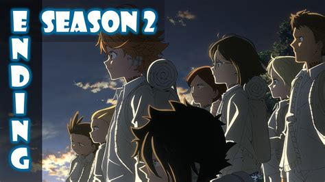 Season 2 Is The Endgame Promised Neverland Youtube