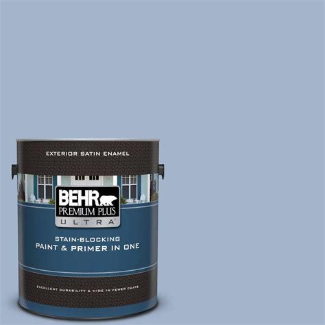 behr premium plus ultra 1 gal ppu15 14 ballroom blue