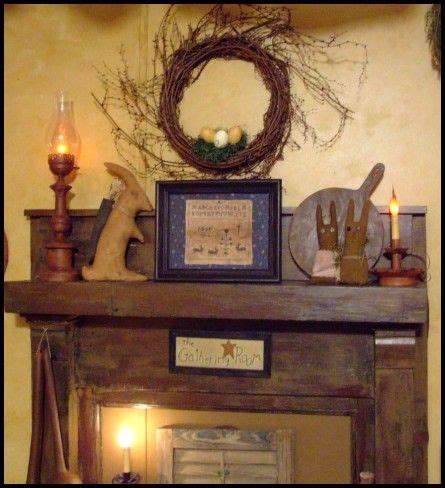 Primitive Country Decorating Ideas For Living Rooms by A Primitive Place Primitive Amp Colonial Inspired