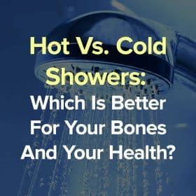 cold showers vs showers can a thyroid cause low bone density