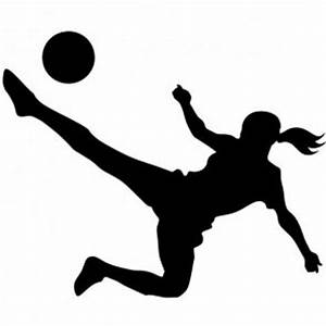 girl sports silhouette - Google Search | Sports Banquet ...