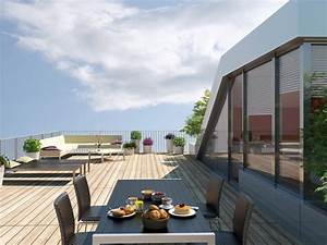 appartement avec terrasse sur le toit residence home With piscine bibliotheque francois mitterrand