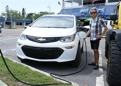 Two Thumbs Up For The Chevy Bolt Ev