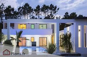 Plan De Maison D Architecte : maison d 39 architecte plans et mod les ~ Melissatoandfro.com Idées de Décoration