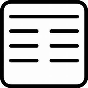 Receipt 4 Icon | Line Iconset | IconsMind