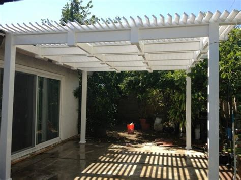 patio cover gallery showtime vinyl fence patio cover