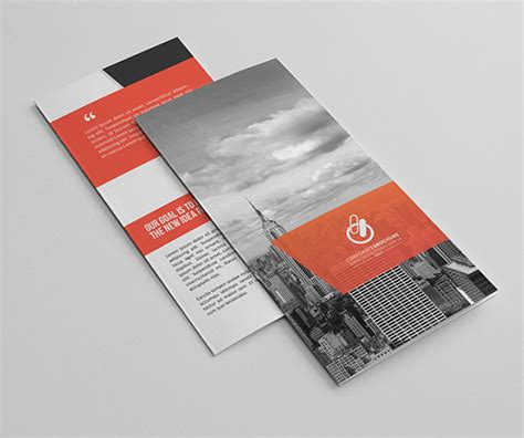 Tri Fold Brochure Template by 30 Really Beautiful Brochure Designs Templates For