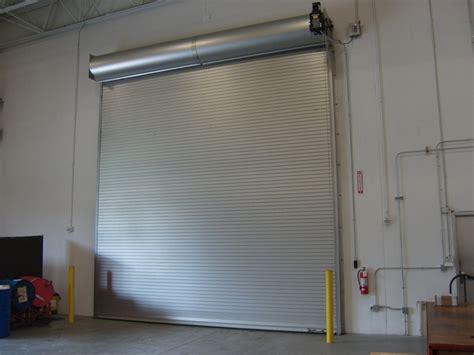 coiling fire doors interior tech seattle portland