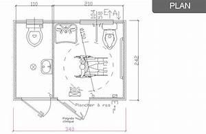 Largeur Porte Pmr : dimension toilettes pmr best best affordable largeur toilette suspendu largeur toilette ~ Melissatoandfro.com Idées de Décoration