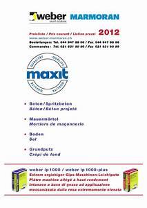 Maxit ip 20