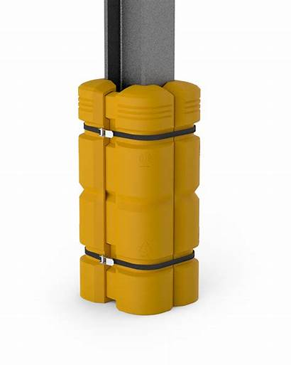 Column Guard Mccue Aanrijdbeveiliging Nederland Material Hoge
