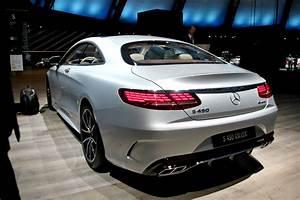 Mercedes Classe E Cabriolet 2017 : mercedes classe s coup et cabriolet d j restyl es en direct du salon de francfort 2017 ~ Medecine-chirurgie-esthetiques.com Avis de Voitures