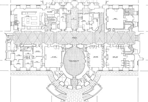 house layout program the white house layout map house plan 2017
