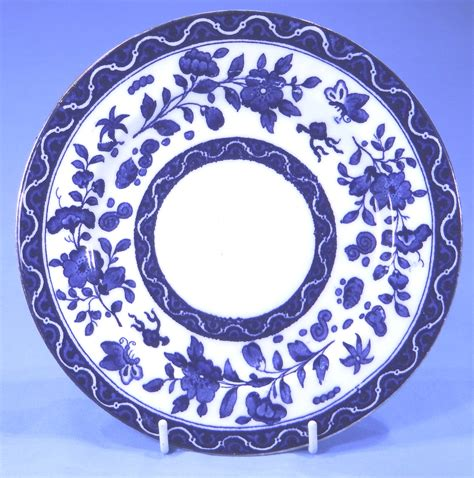 blue and white china l royal doulton blue and white floral bone china tea plate