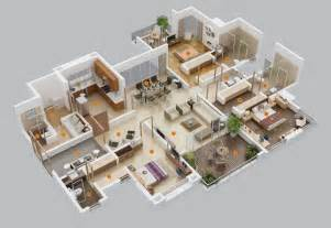 house designs plans 50 three 3 bedroom apartment house plans architecture