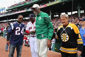 David Ortiz and Ty Law Photos Photos - Zimbio