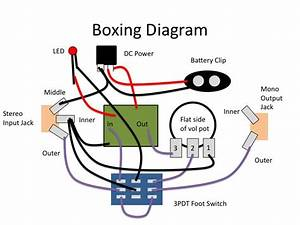 Easy Amp For Cigar Box Wiring Diagrams