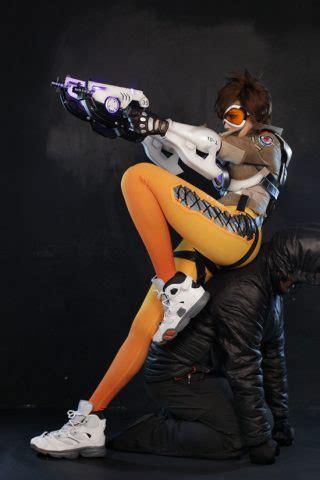 perfect overwatch tracer costume adafruit industries makers hackers artists designers