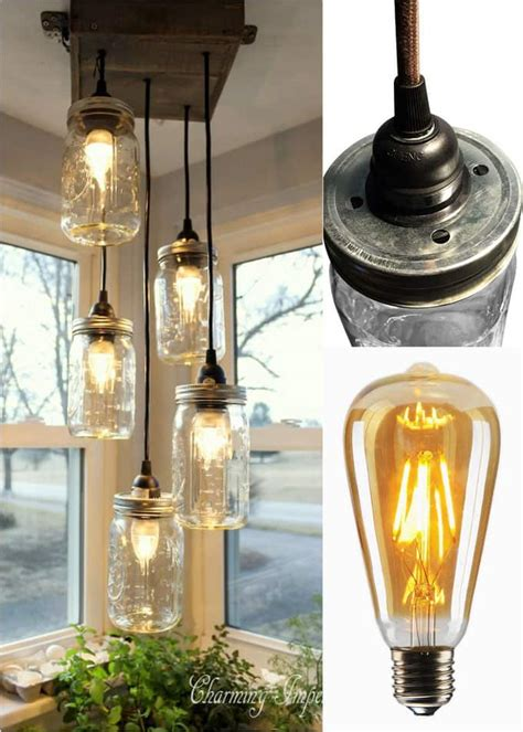 Diy Mason Jar Lights 25 Best Tutorials, Kits, & Supplies