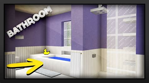 minecraft bathroom ideas minecraft how to make a bathroom